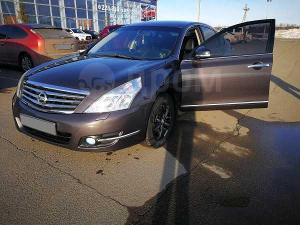 Nissan Teana, 2009 год, 637 000 руб.