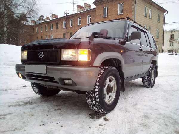Opel Monterey, 1992 год, 320 000 руб.