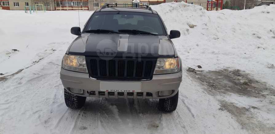 Jeep Grand Cherokee, 1999 год, 240 000 руб.