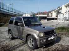 Сочи Pajero Mini 2002