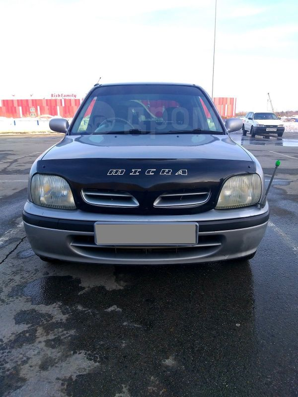 Nissan March, 1998 год, 138 000 руб.