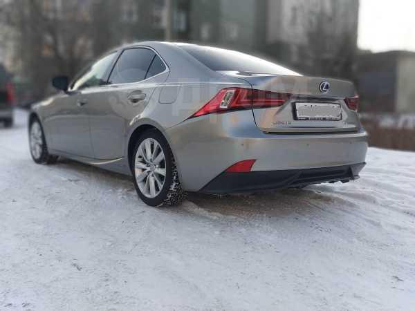 Lexus IS300h, 2013 год, 1 550 000 руб.