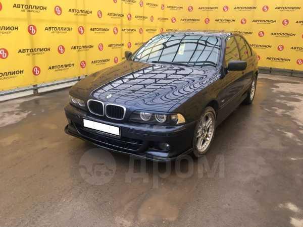 BMW 5-Series, 2002 год, 540 000 руб.
