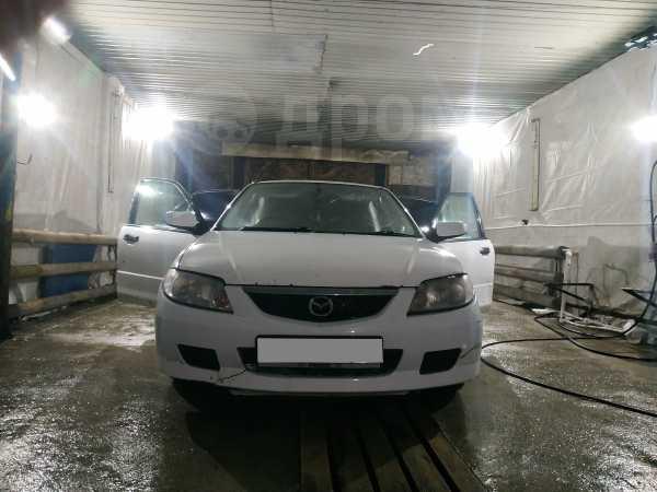 Mazda Familia, 2002 год, 90 000 руб.