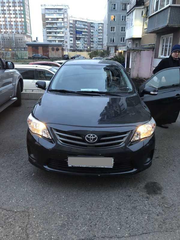 Toyota Corolla, 2010 год, 730 000 руб.