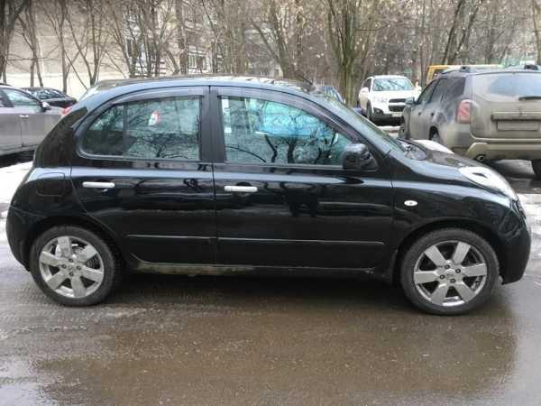 Nissan Micra, 2010 год, 320 000 руб.