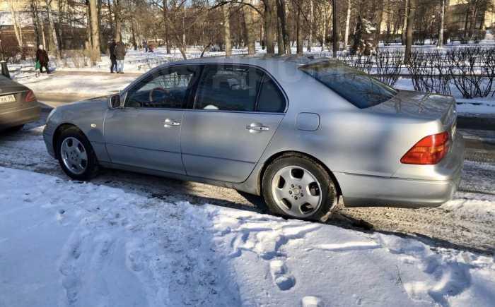 Lexus LS430, 2000 год, 485 000 руб.