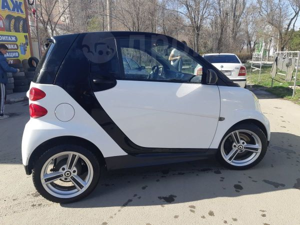Smart Fortwo, 2015 год, 420 000 руб.