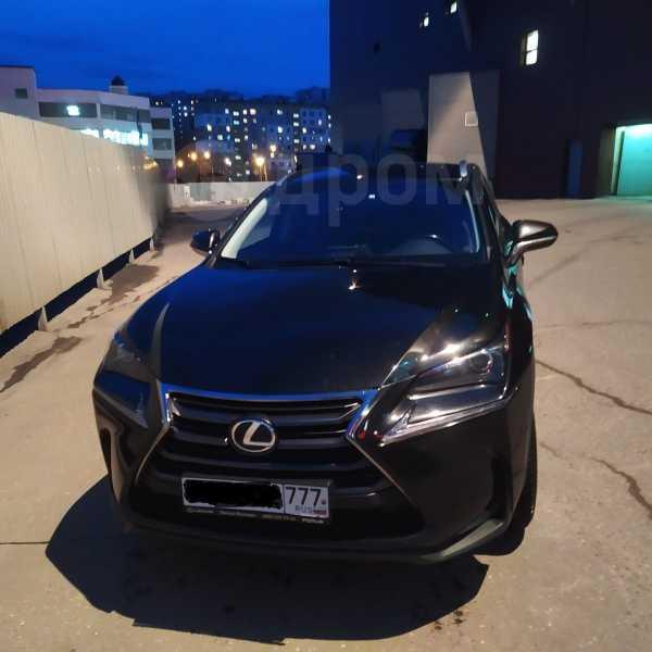 Lexus NX200, 2015 год, 1 725 000 руб.