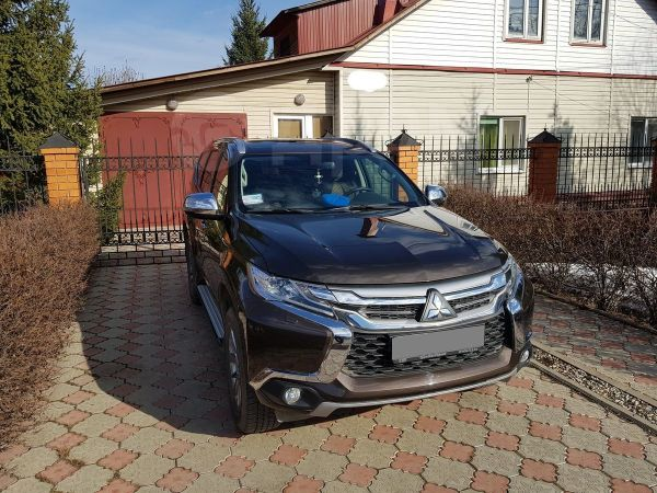 Mitsubishi Pajero Sport, 2018 год, 2 250 000 руб.