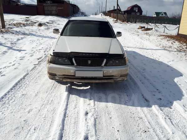 Toyota Cresta, 2001 год, 170 000 руб.