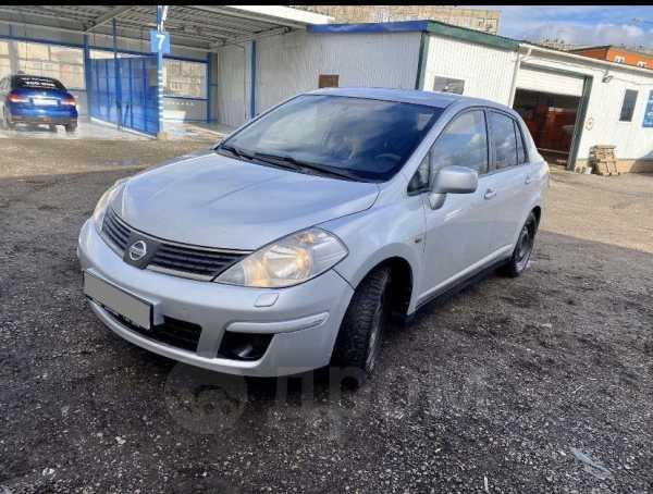 Nissan Tiida, 2008 год, 299 000 руб.