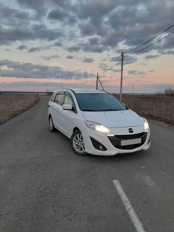 Mazda Mazda5, 2011 год, 820 000 руб.