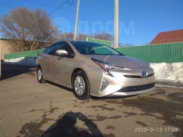 Toyota Prius, 2018 год, 1 155 000 руб.