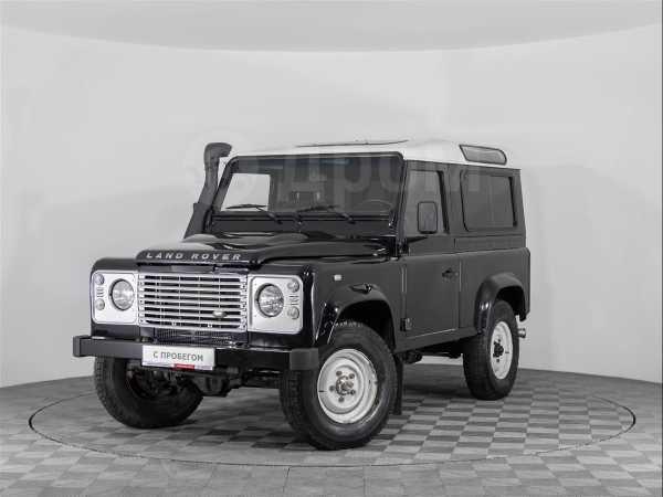Land Rover Defender, 2007 год, 799 000 руб.