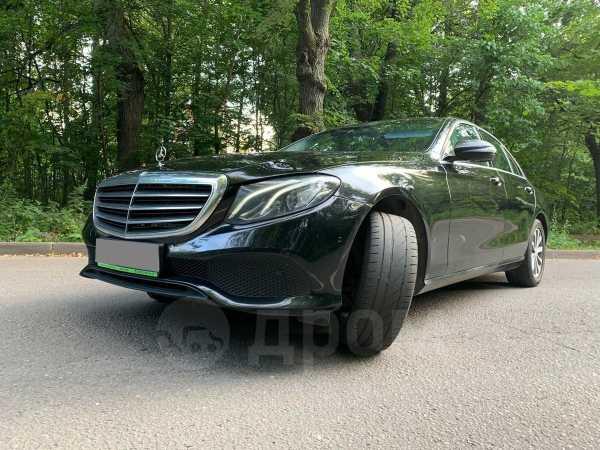 Mercedes-Benz E-Class, 2016 год, 1 980 000 руб.