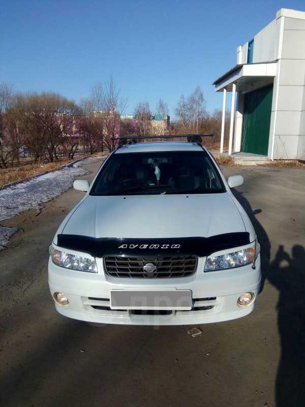 Nissan Avenir, 2001 год, 320 000 руб.