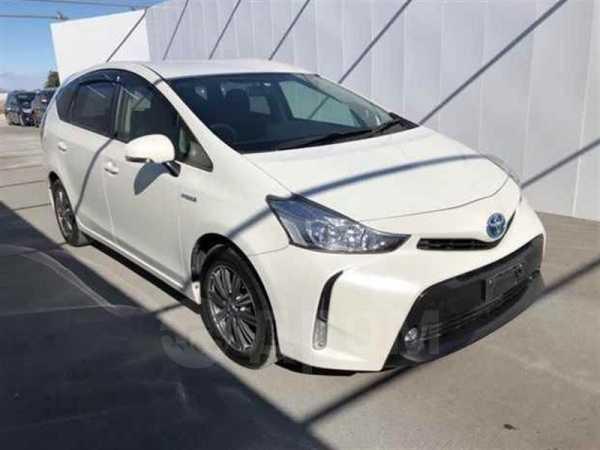 Toyota Prius a, 2015 год, 995 000 руб.