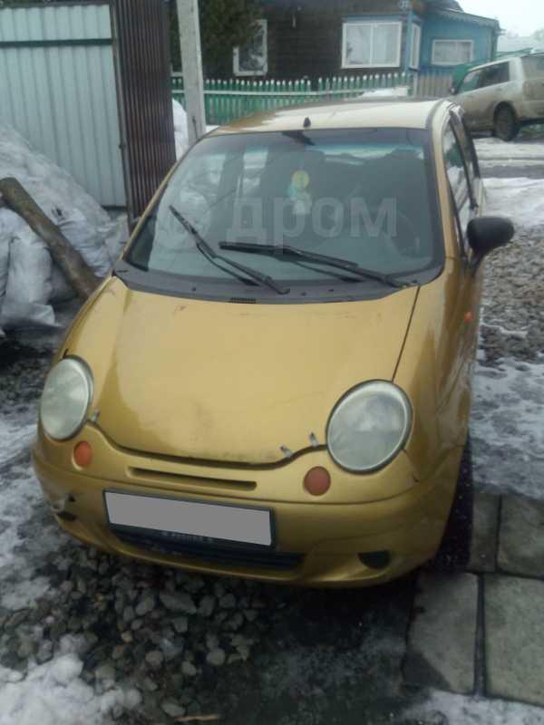 Daewoo Matiz, 2003 год, 50 000 руб.