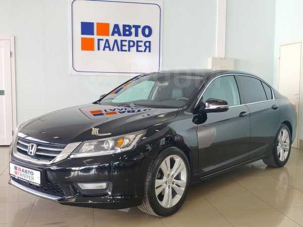 Honda Accord, 2013 год, 759 640 руб.