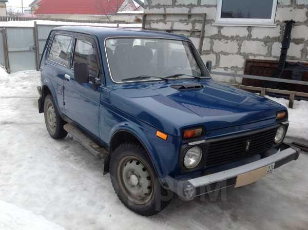 Лада 4x4 2121 Нива, 2006 год, 210 000 руб.