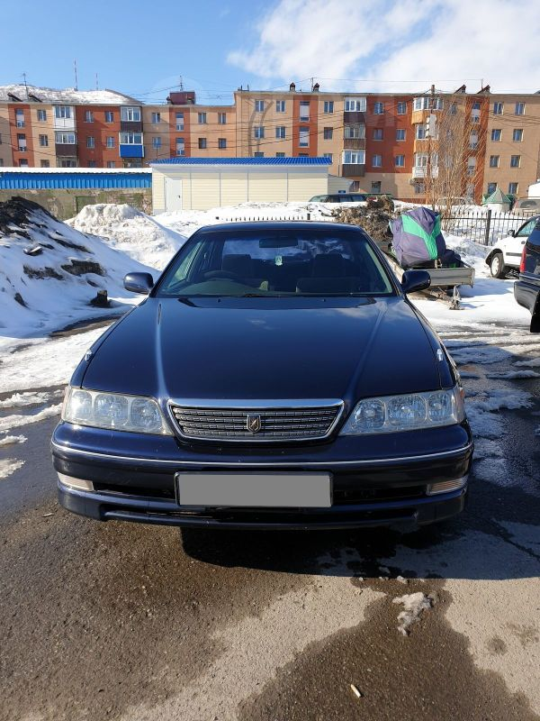 Toyota Mark II, 1999 год, 365 000 руб.