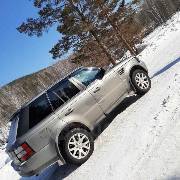 Land Rover Range Rover Sport, 2009 год, 865 000 руб.