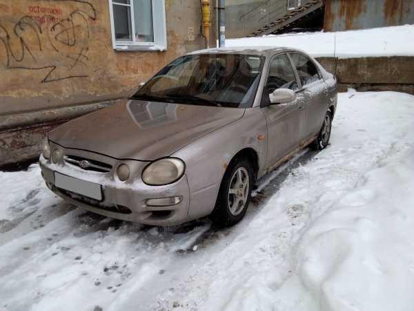 Kia Shuma, 1999 год, 72 000 руб.