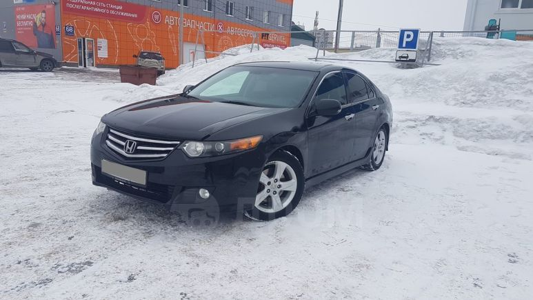 Honda Accord, 2008 год, 500 000 руб.