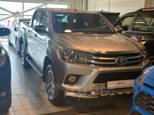 Toyota Hilux Pick Up, 2019 год, 2 850 000 руб.