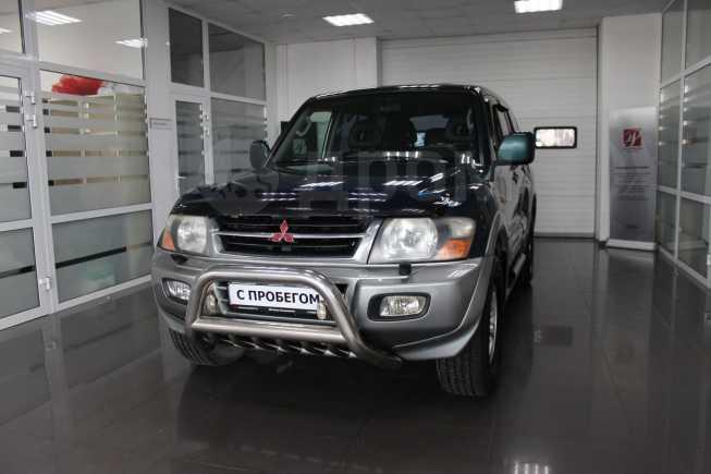 Mitsubishi Pajero, 2002 год, 477 000 руб.