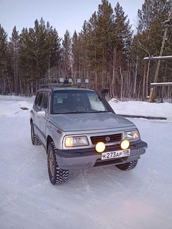 Suzuki Escudo, 1995 год, 260 000 руб.