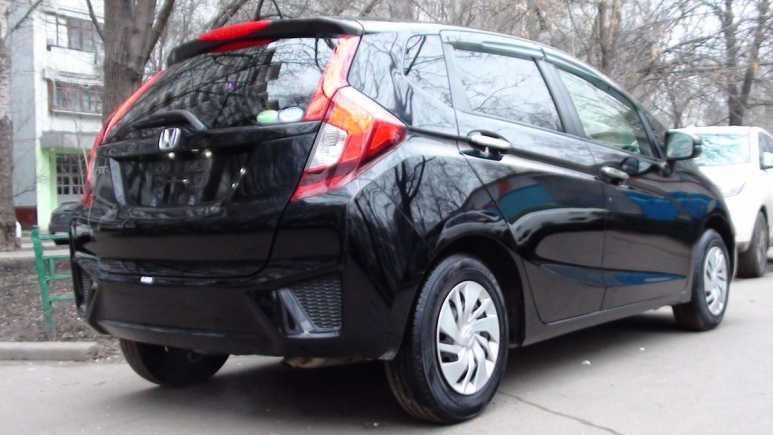 Honda Fit, 2016 год, 715 000 руб.