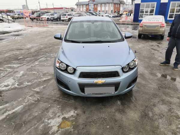 Chevrolet Aveo, 2012 год, 395 000 руб.