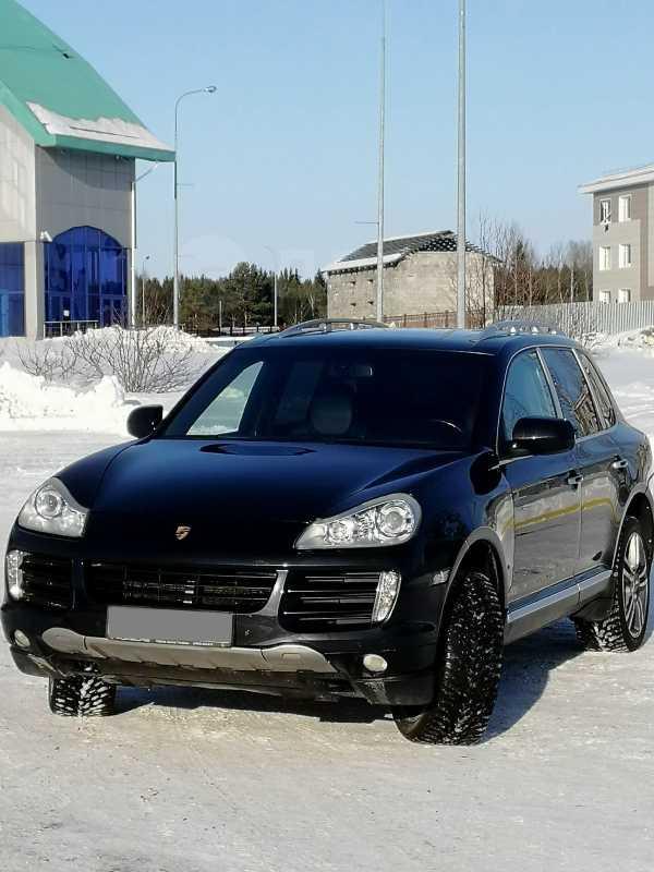 Porsche Cayenne, 2007 год, 1 070 000 руб.