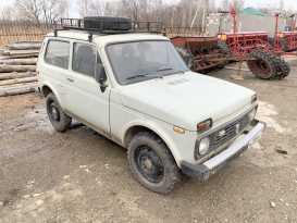 Вяземский 4x4 2121 Нива 1982