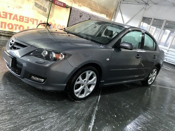 Mazda Mazda3, 2006 год, 390 000 руб.