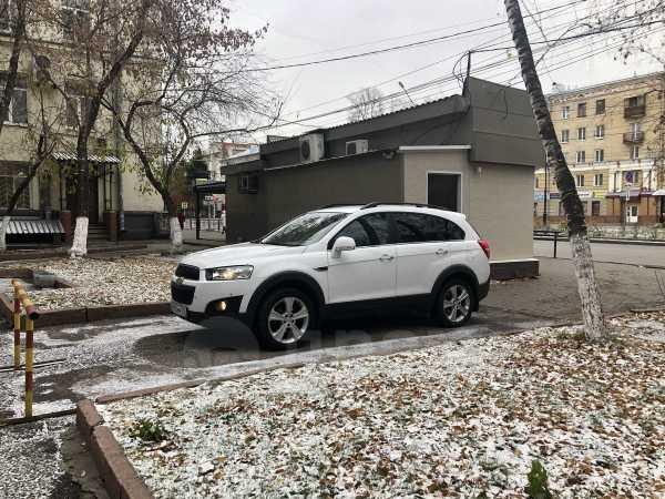 Chevrolet Captiva, 2015 год, 1 133 000 руб.