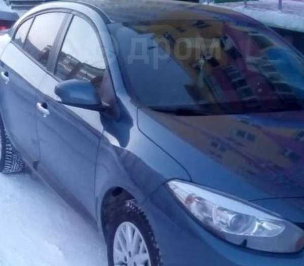 Renault Fluence, 2014 год, 250 000 руб.