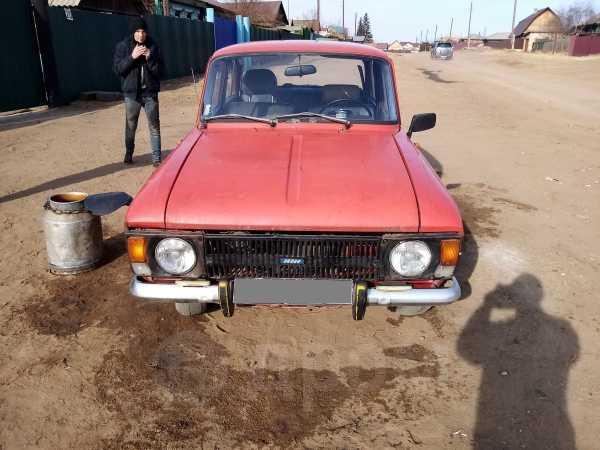 Москвич 412, 1984 год, 25 000 руб.