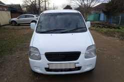 Краснодар Wagon R Solio 2000