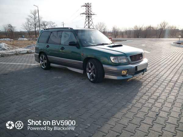 Subaru Forester, 1998 год, 350 000 руб.