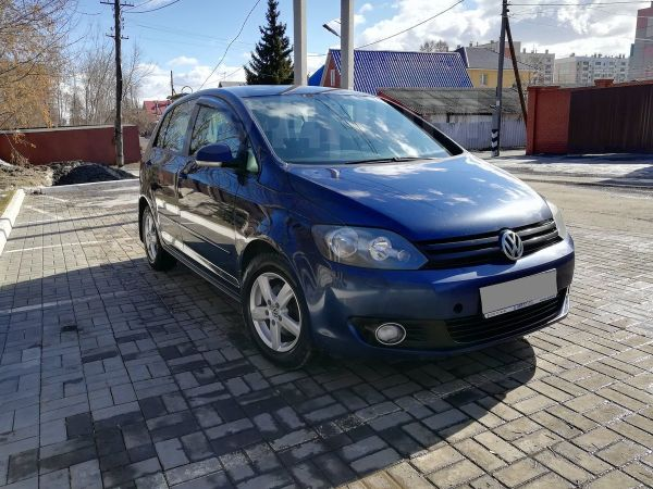 Volkswagen Golf Plus, 2011 год, 420 000 руб.
