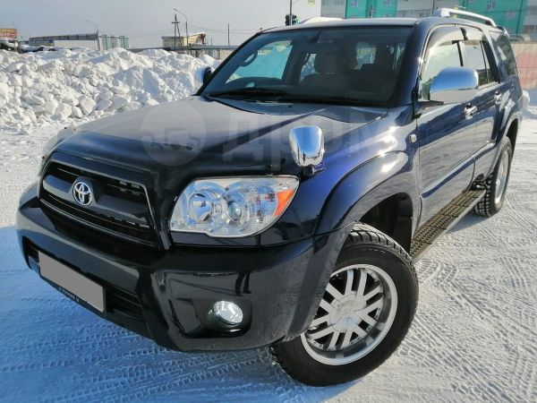 Toyota Hilux Surf, 2005 год, 1 150 000 руб.