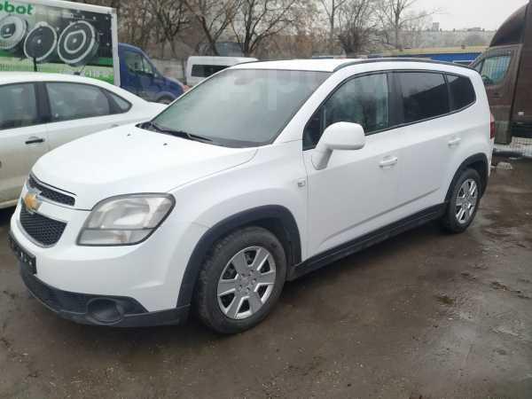Chevrolet Orlando, 2013 год, 585 000 руб.