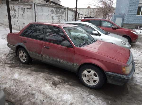 Mazda 323, 1988 год, 30 000 руб.