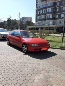 Краснодар Civic 1993