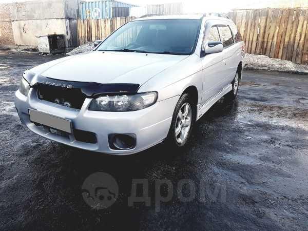 Nissan Avenir, 2001 год, 215 000 руб.