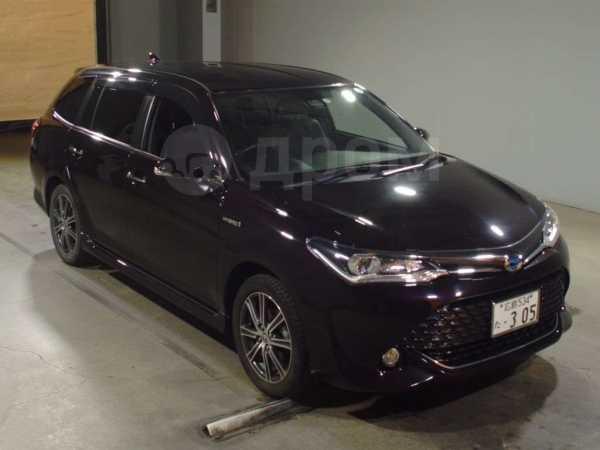 Toyota Corolla Fielder, 2015 год, 1 100 000 руб.