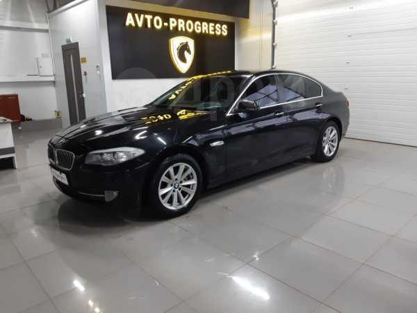 BMW 5-Series, 2012 год, 830 000 руб.
